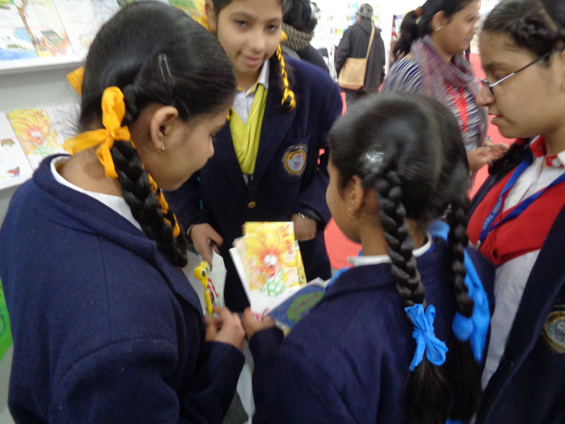 Kavita Cards- A hit amongst children